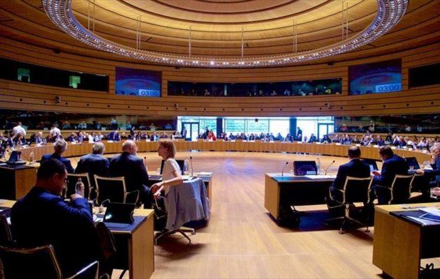 Στην απομόνωση η Τουρκία: Μέτρα εδώ και τώρα ζητά το Συμβούλιο Γενικών Υποθέσεων