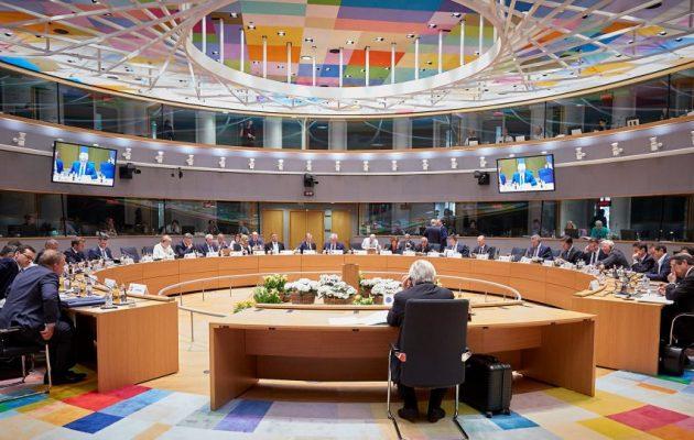 Εξελίξεις στη Σύνοδο Κορυφής: Σκληραίνουν τη στάση τους οι Ευρωπαίοι προς την Τουρκία