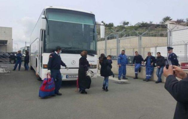 Η Τουρκία «εποικίζει» με πρόσφυγες την Κύπρο – 2.750 νέες αφίξεις μέχρι μέσα Μαΐου