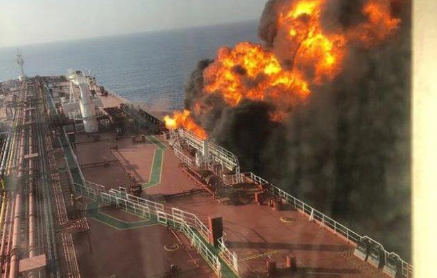 Άλμα στο πετρέλαιο μετά τις επιθέσεις στα τάνκερ – Αγωνία για νέο πόλεμο δεξαμενόπλοιων