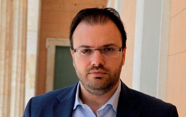 Ο Θεοχαρόπουλος προχωρά σε συνέδριο της ΔΗΜΑΡ πριν τον μετασχηματισμό του ΣΥΡΙΖΑ