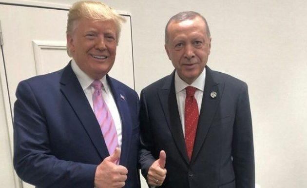 Τραμπ και Ερντογάν «νιώθουν μια έλξη ο ένας προς τον άλλον» – Οργή στην Ουάσιγκτον