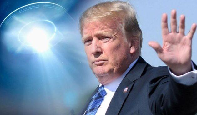 Ο Ντόναλντ Τραμπ ενημερώθηκε για τα UFO αλλά ο ίδιος δεν τα πιστεύει ιδιαίτερα