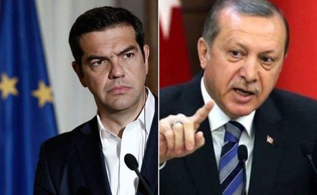 Ο Ερντογάν απάντησε στον Τσίπρα: Θα κάνουμε γεωτρήσεις με προστασία πολεμικά πλοία