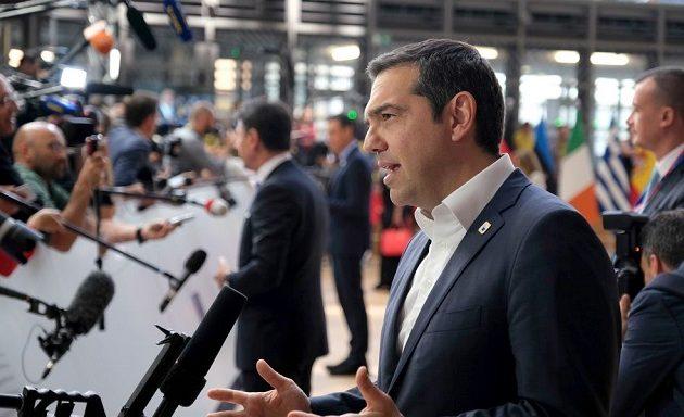 Τσίπρας: Μέτρα και κυρώσεις για την Τουρκία – Οι επαφές Τσίπρα στις Βρυξέλλες