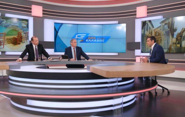 Τσίπρας: Η Τουρκία δεν έχει ισχυρές συμμαχίες, εμείς έχουμε ισχυρές Ένοπλες Δυνάμεις