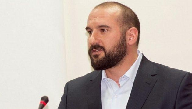 Τζανακόπουλος: Θάνατος κρατούμενου από απεργία πείνας είναι ανεπίτρεπτο πλήγμα στη Δημοκρατία