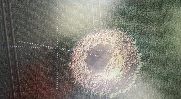 Γερμανία: Εξερράγη βόμβα του Β' Παγκοσμίου Πολέμου δημιουργώντας κρατήρα 10 μέτρων