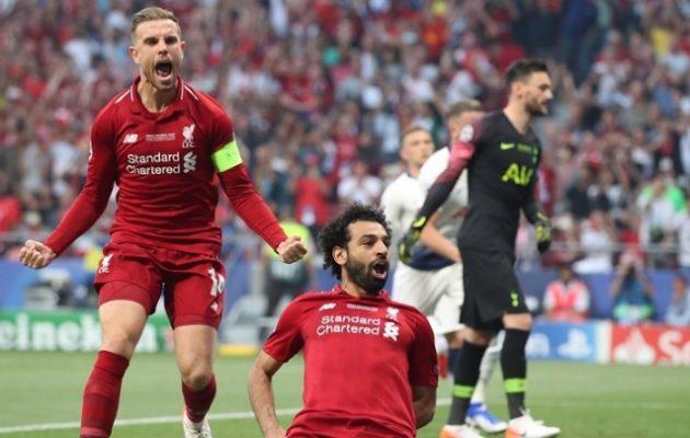 Champions League: Πρωταθλήτρια Ευρώπης η Λίβερπουλ νίκησε 2-0 την Τότεναμ