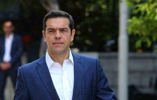 Στον ΠτΔ τη Δευτέρα ο Αλ. Τσίπρας για διάλυση της Βουλής και προκήρυξη εκλογών
