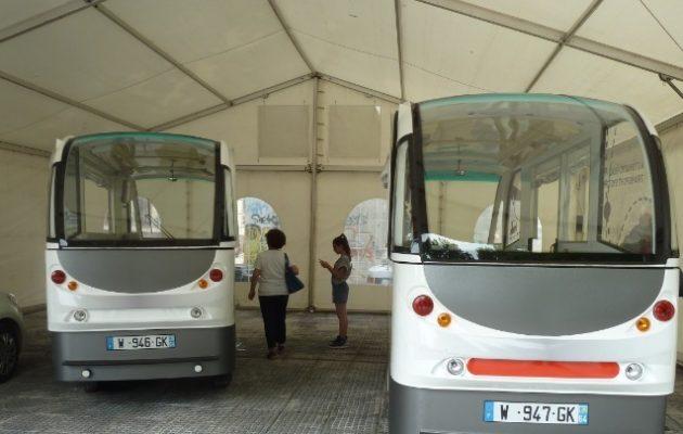 Σε ποια πόλη της Ελλάδας μπαίνουν στην κυκλοφορία αυτόματα λεωφορεία χωρίς οδηγό
