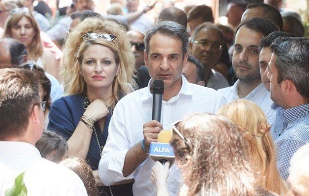 Χαμηλώνει τις προσδοκίες ο Μητσοτάκης: Δεν προεξοφλώ το εκλογικό αποτέλεσμα