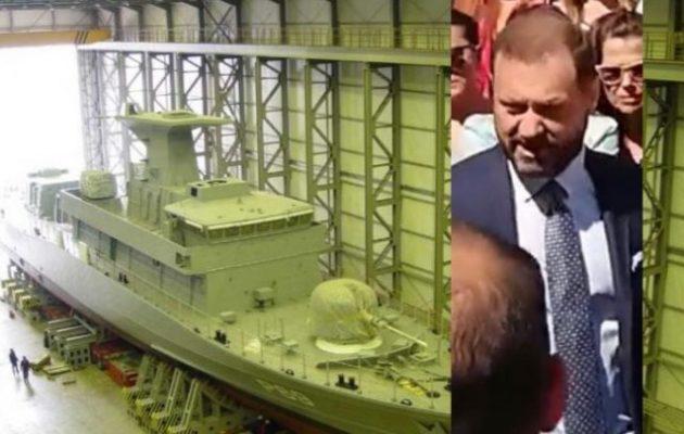 «Ανάσταση» των ναυπηγείων Ελευσίνας για την Άμυνα της χώρας – Ο Ξενοκώστας έδωσε τα χέρια