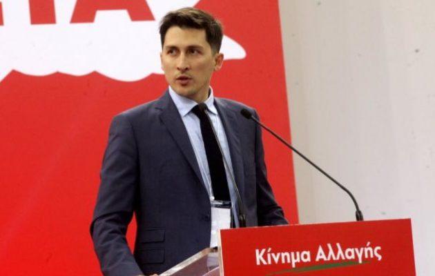 Παύλος Χρηστίδης: «Δεν θα γίνουμε συμπλήρωμα ούτε του κ. Τσίπρα ούτε του κ. Μητσοτάκη»