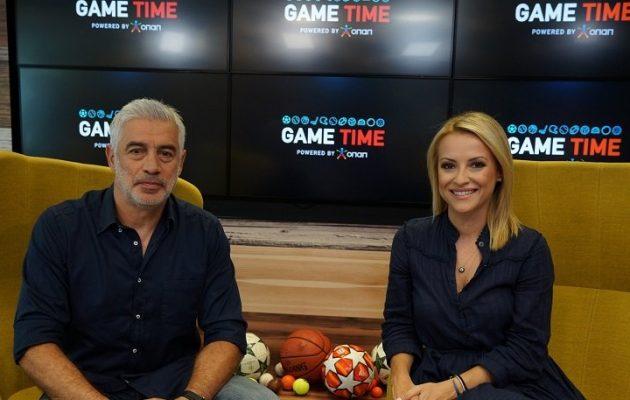 O Νικοπολίδης στο Game Time του ΟΠΑΠ – «O Ολυμπιακός θα βρει τη λύση για το κενό του Φορτούνη» (βίντεο)