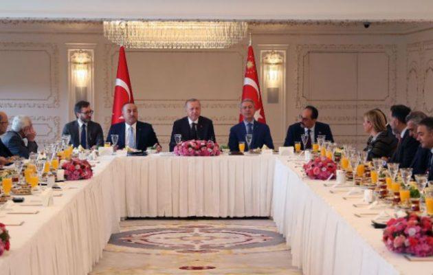 Ερντογάν: «Θα προχωρήσουμε σε συμπαραγωγή των S-400» – Σημαίνει: Αποστασία από τη Δύση