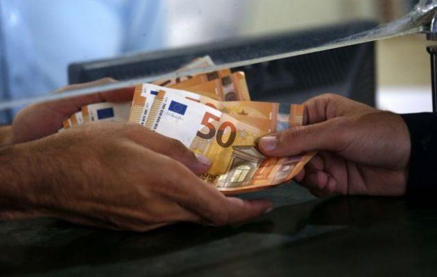 Στα 1.175 ευρώ ο μέσος μισθός του Έλληνα επί ΣΥΡΙΖΑ
