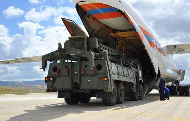 Βαριές κυρώσεις στην Τουρκία για τους S-400 προβλέπει ο αμερικανικός αμυντικός προϋπολογισμός