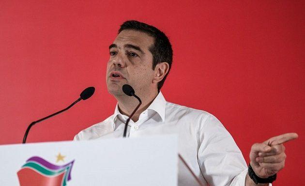Τσίπρας: Ο κ. Μητσοτάκης έχει δυσανεξία στις απεργίες και στη Δημοκρατία – Καθεστωτική νοοτροπία