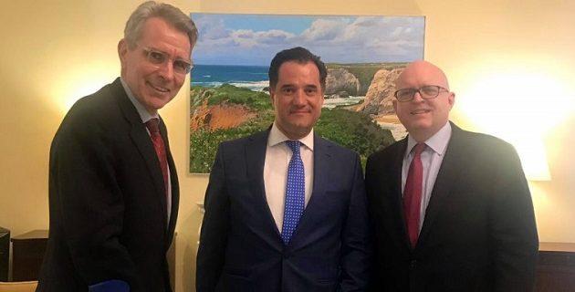 Στην Ελλάδα ο υφυπουργός Εξωτερικών των ΗΠΑ – Είδε Τσίπρα και Γεωργιάδη