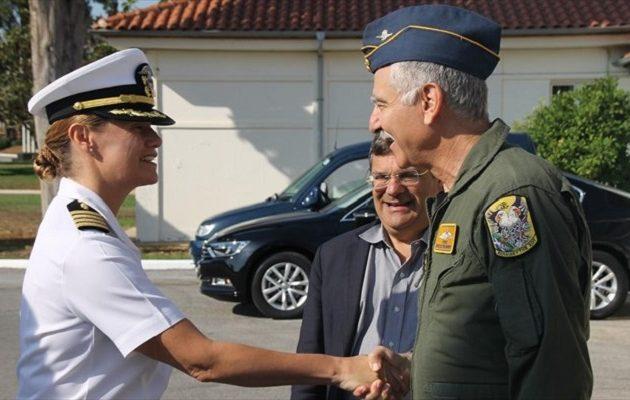 Ο Αρχηγός ΓΕΕΘΑ συναντήθηκε με αντιπροσωπεία του αμερικανικού Κογκρέσου