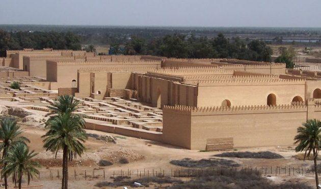 Η Βαβυλώνα ανακηρύχθηκε από την Unesco μνημείο παγκόσμιας κληρονομιάς