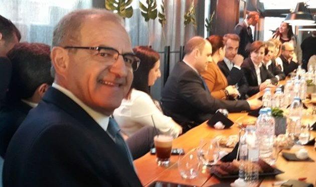 Στο ΥΠΕΞ ο Αντώνης Διαματάρης – Ο ξάδελφος του Μητσοτάκη που πιστεύει ότι η Ελλάδα είναι αδύναμη μπροστά στην Τουρκία