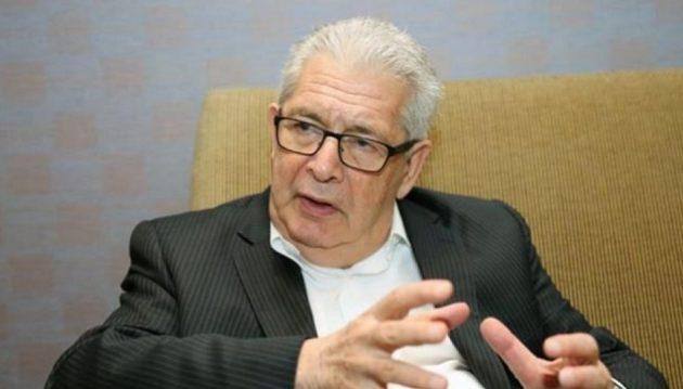 Πέθανε ο δήμαρχος Αμμοχώστου και πρώην πρόεδρος της κυπριακής Βουλής