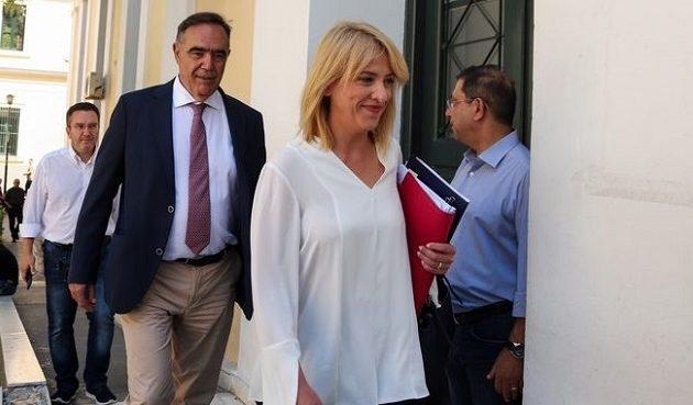 Ελεύθερη η Δούρου για τις φονικές πλημμύρες στη Μάνδρα – Τι είπε στην απολογία της