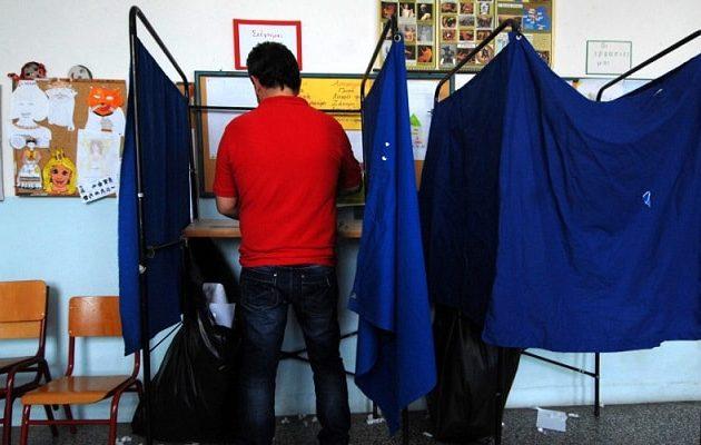 Αποχή-ρεκόρ 93% στο εκλογικό τμήμα στα Εξάρχεια που κλάπηκε η κάλπη