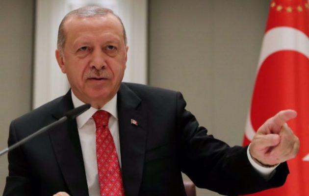 Ο Ερντογάν «μοιράζει» τη Συρία με τη Ρωσία και της δίνει το κουμάντο «δυτικά του Ευφράτη»