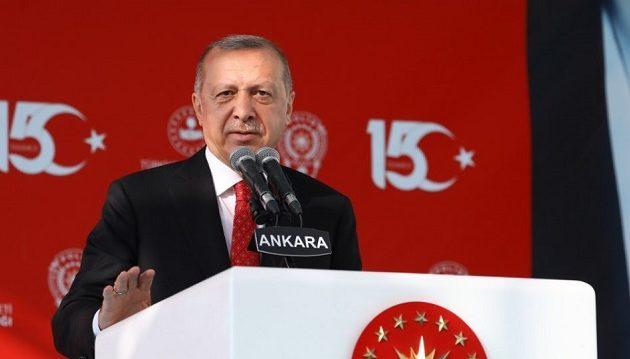 Ερντογάν: Κανείς δεν μπορεί να γονατίσει την Τουρκία – Τι είπε για την αγορά S-400