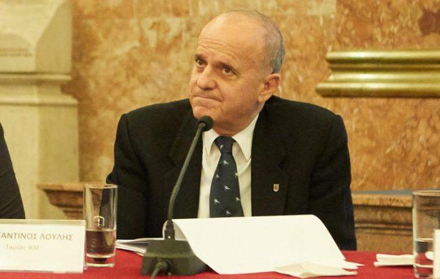 ΣΥΡΙΖΑ: Υμνητής της χούντας ο γ.γ. Τουρισμού του κ. Μητσοτάκη – Η απάντηση του Κ. Λούλη