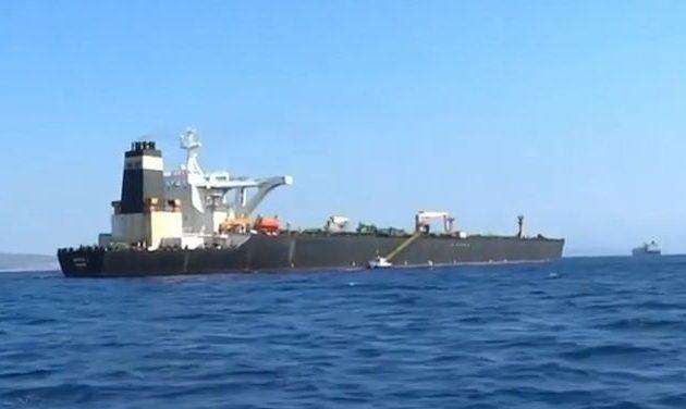 Σε επιφυλακή οι ελληνικές Αρχές εξαιτίας του ιρανικού τάνκερ που πλέει προς Καλαμάτα