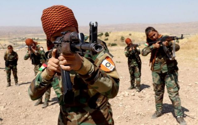 Τρεις Ιρανοί στρατιώτες σκοτώθηκαν σε μάχη με Κούρδους αντάρτες