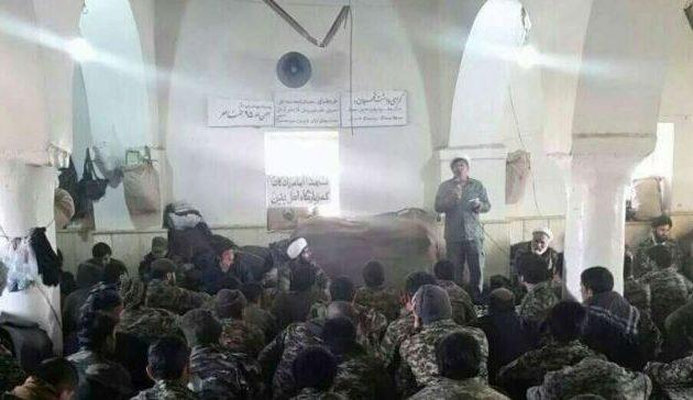 Το Ιράν αναπτύσσει στρατεύματα στην ανατολική Συρία και δεν αρέσει καθόλου στους Ρώσους