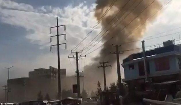 Τραυματίστηκε ο αντιπρόεδρος του Αφγανιστάν από ισχυρή έκρηξη στην Καμπούλ