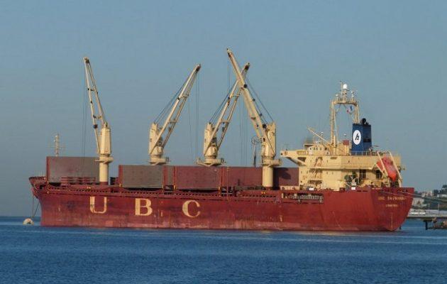 Ποσότητα μαμούθ κοκαΐνης βρέθηκε σε κυπριακό πλοίο