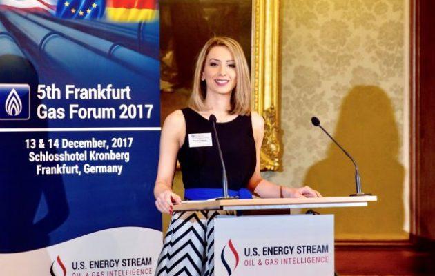 Συνέντευξη με την Πέγκυ Λιβανίου: Η Ενέργεια είναι το Μέλλον των Ελληνο-Αμερικανικών Σχέσεων