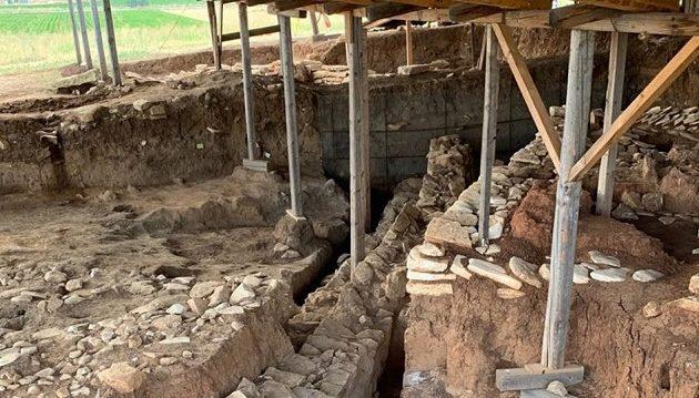 Σπουδαία αρχαιολογική ανακάλυψη στη Φθιώτιδα (φωτο)