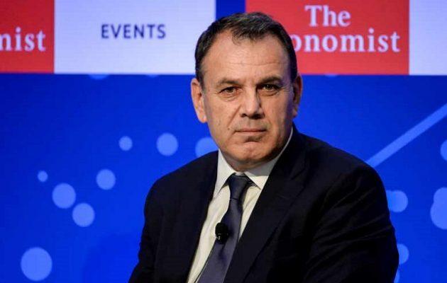 Παναγιωτόπουλος: Εάν προκληθούμε από την Τουρκία θα αντιδράσουμε – Τώρα είναι καλές οι Πρέσπες