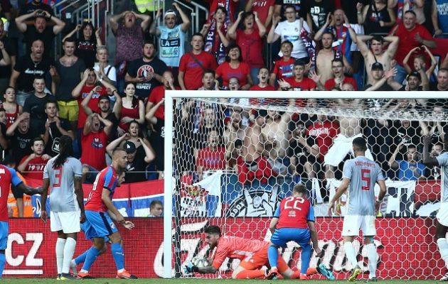 Τσάμπιονς Λιγκ: Προβάδισμα πρόκρισης ο Ολυμπιακός 0-0 με την Πλζεν