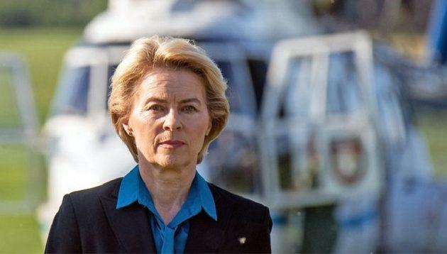 Παραιτείται από υπουργός Άμυνας της Γερμανίας η Ούρσουλα Φον Ντερ Λάιεν