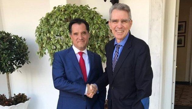 Πάιατ: Υπάρχουν σημαντικά περιθώρια ανάπτυξης των ελληνοαμερικανικών σχέσεων