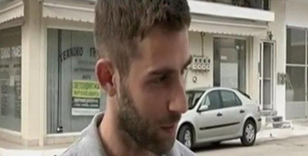 Αποφυλακίστηκε ο 27χρονος πατροκτόνος: Δεν ένιωσα τίποτα καλό από τον πατέρα μου (βίντεο)