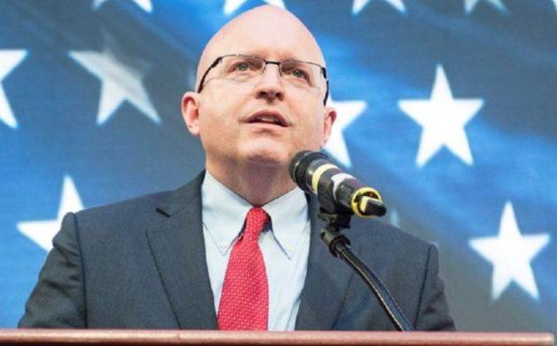Ο υφυπουργός Εξωτερικών των ΗΠΑ σε Ελλάδα και Βόρεια Μακεδονία