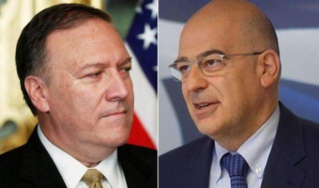 Ο Δένδιας υπογράφει με Πομπέο τη νέα συμφωνία για τις αμερικανικές βάσεις στην Ελλάδα