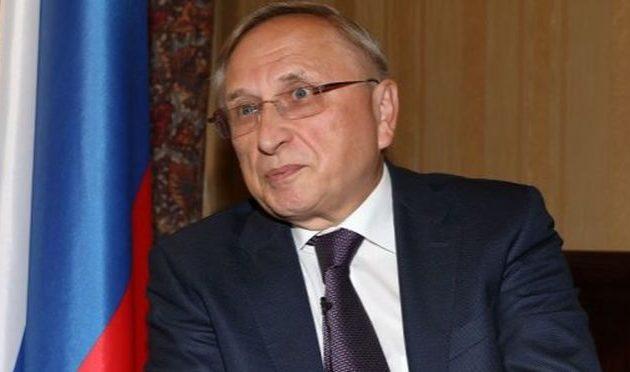 Προσπαθεί να τα «μαζέψει» ο Ρώσος πρεσβευτής στην Κύπρο – «Αμετάβλητη η θέση μας στο Κυπριακό»