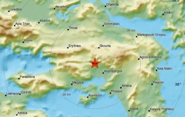 Αθήνα Σεισμός: Αισθητοί μετασεισμοί – Τι πρέπει να κάνετε