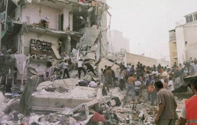 Αυτοί είναι οι μεγαλύτεροι σεισμοί που έχουν γίνει στην Ελλάδα τον 20ο και 21ο αιώνα